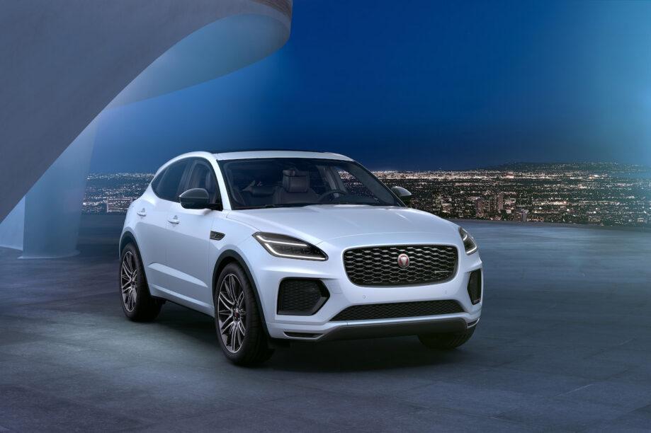 Kijk, zo ziet de Jaguar E-Pace er al een stuk beter uit